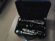 odyssey clarinet and case