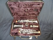 Yamaha Clarinet Custom YCL82II Intermediate-Pro Level